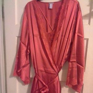 Other - Red negligee/sleep wear set size 3X